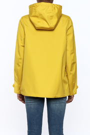 Joules Rain Coat - Back cropped