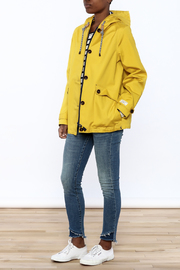 Joules Rain Coat - Front full body