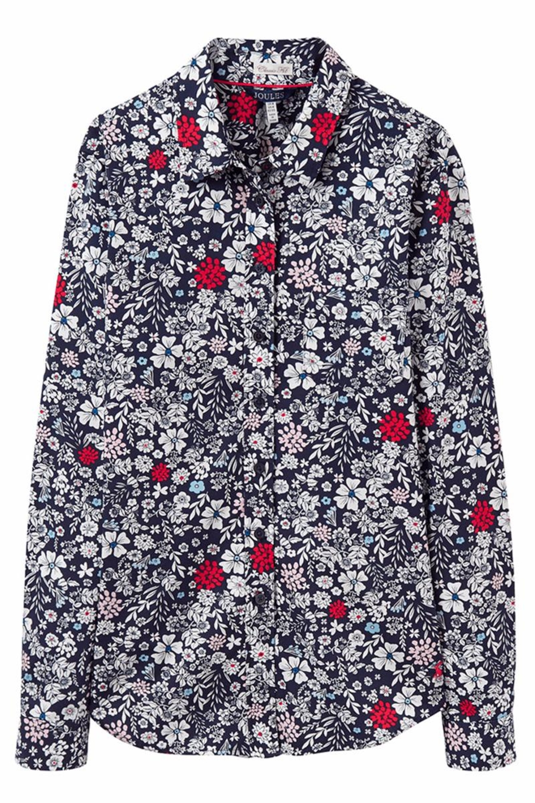 Joules Lucie Print Shirt - Main Image