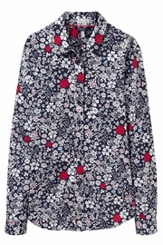 Joules Lucie Print Shirt - Product Mini Image