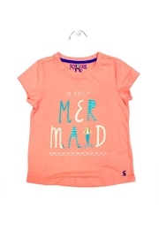 Joules Mermaid T-Shirt - Product Mini Image