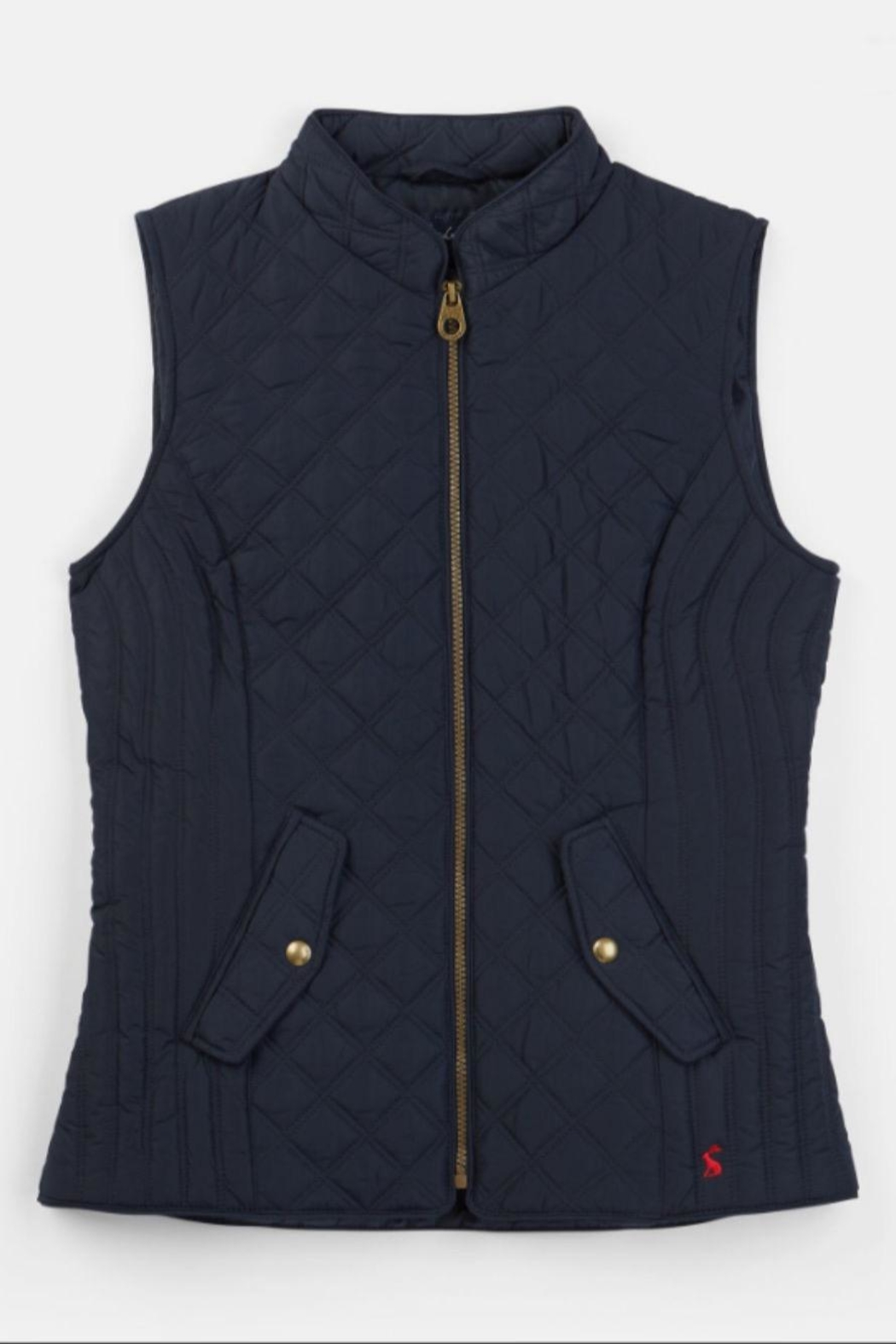 Joules Minx Vest - Side Cropped Image