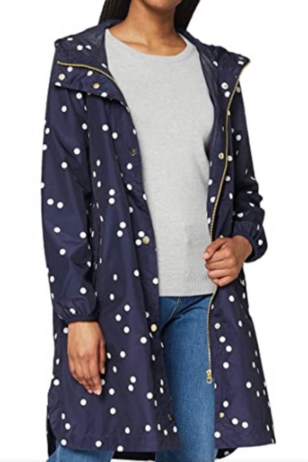 Joules Packable Rain Coat - Main Image
