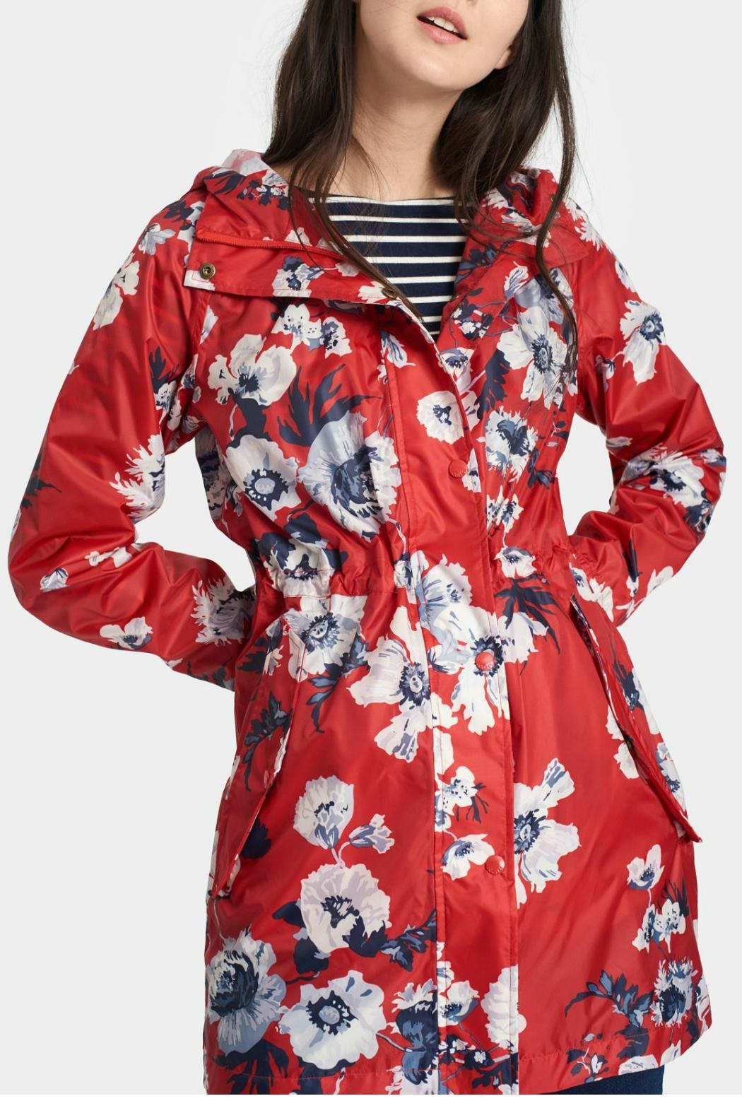 Joules Packaway Waterproof Jacket - Main Image