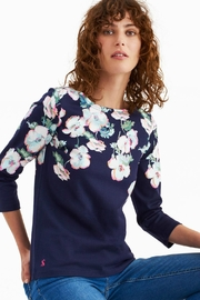 Joules Poppy Jersey Top - Front cropped