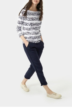 Joules Print Jersey Top - Product List Image