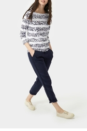 Joules Print Jersey Top - Product Mini Image