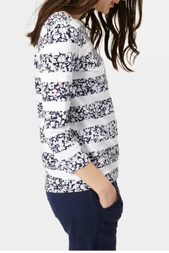 Joules Print Jersey Top - Alternate List Image
