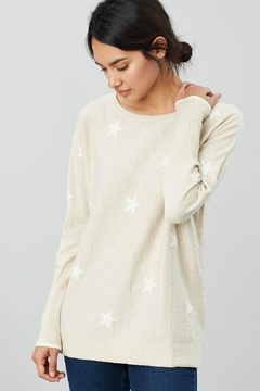 Joules Round Neck Swing Sweater - Product List Image