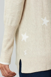 Joules Round Neck Swing Sweater - Side cropped