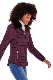 Joules Short Padded Jacket - Side cropped