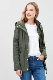 Joules Showerproof Jacket - Front cropped