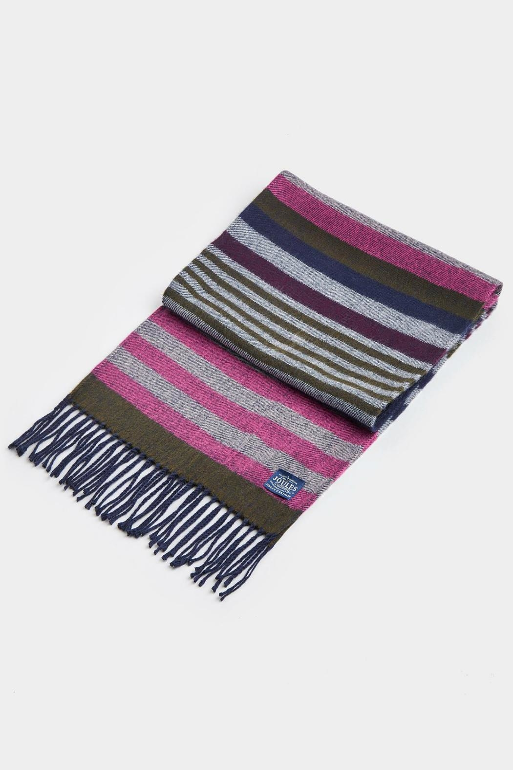 Joules Soft Handle Scarf - Main Image