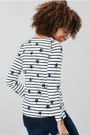 Joules Stripe Star Top - Other