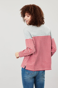 Joules Striped Star Top - Alternate List Image