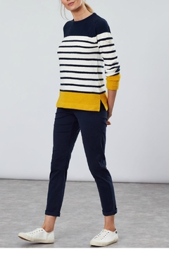 Joules Textured Chenille Sweater - Product List Image