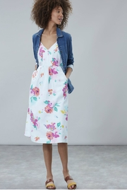 Joules V-Neck Strappy Dress - Product Mini Image