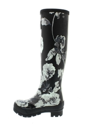Joules Welly Print Boots - Product Mini Image