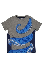Joules Wildside Printed Top - Product Mini Image