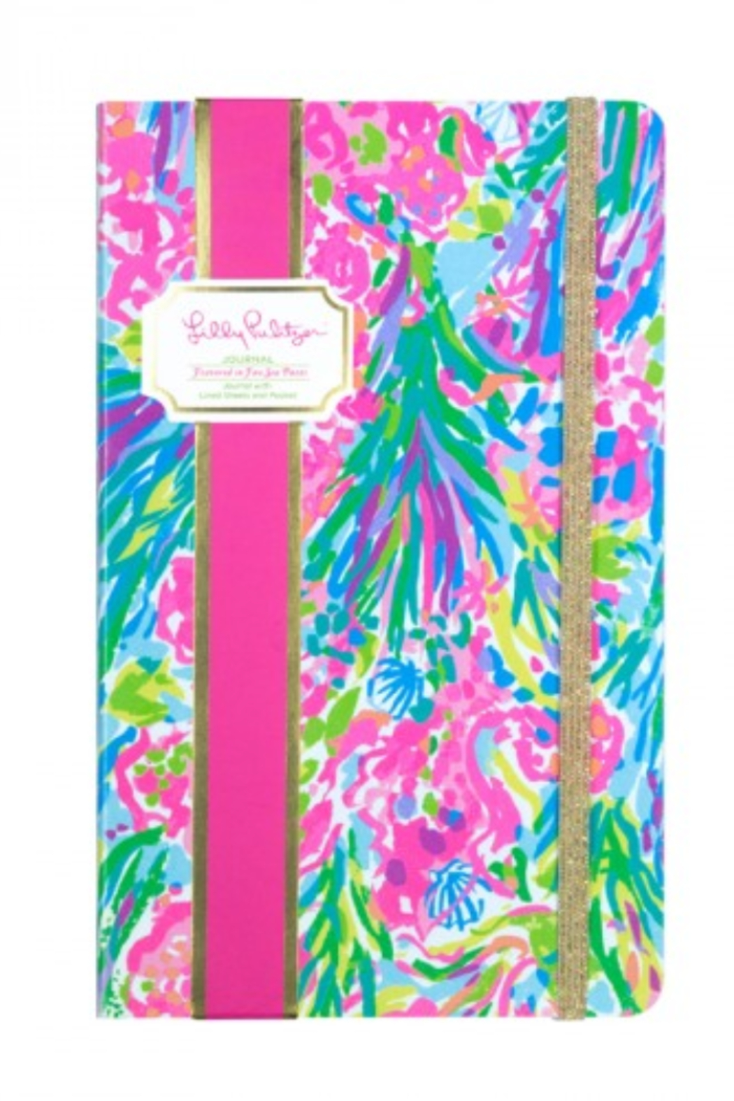 Lilly Pulitzer  Journal - Main Image