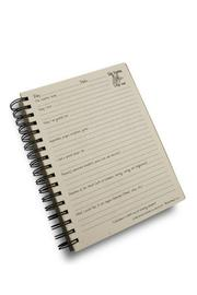 Journals Unlimited Daily Devotions Journal - Front full body