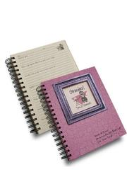Journals Unlimited Grandma Journal - Front full body