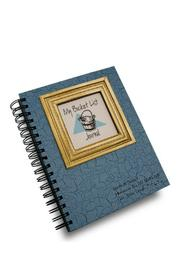 Journals Unlimited My Bucket List - Front cropped