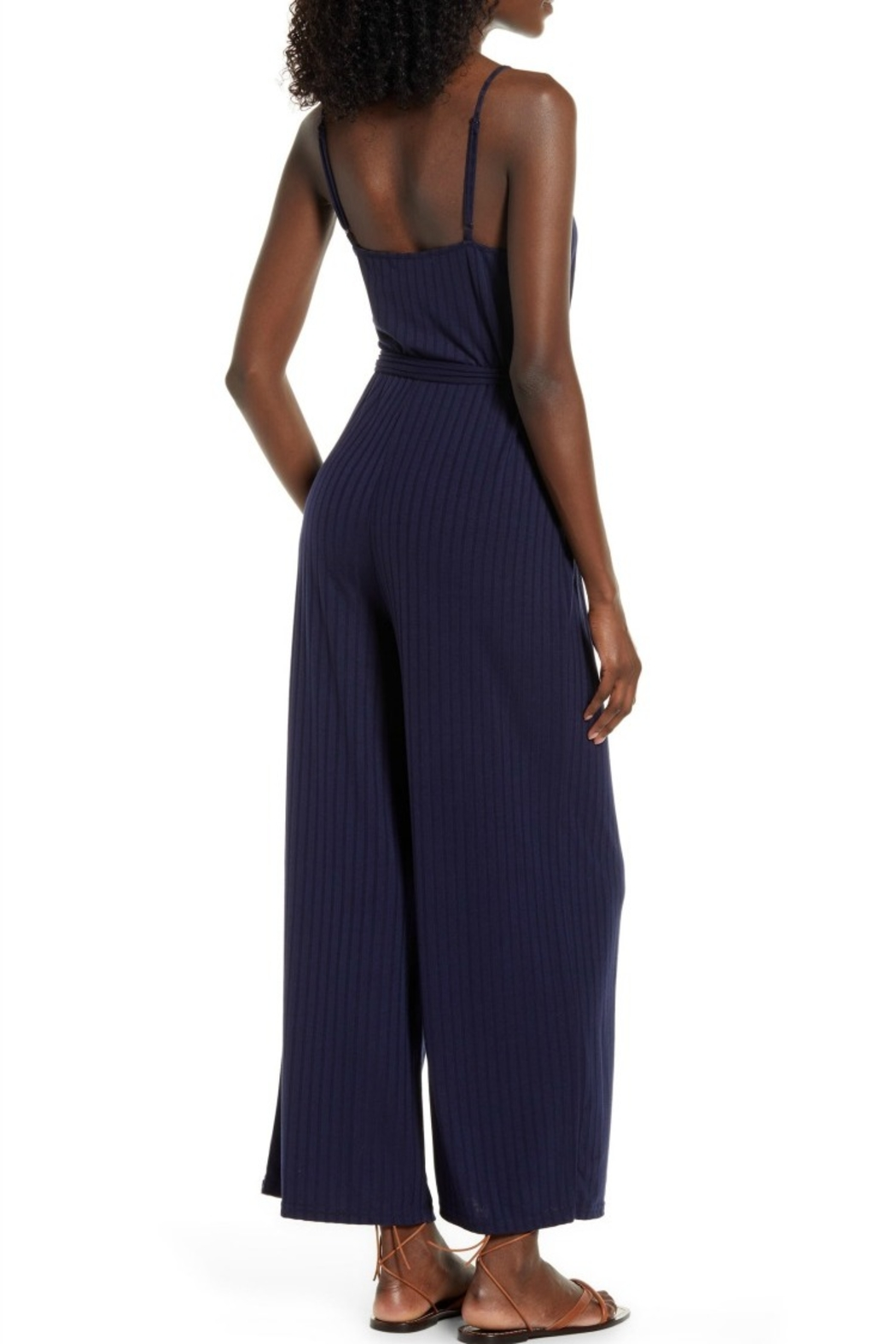 Band Of Gypsies JOURNEY JUMPSUIT - Side Cropped Image