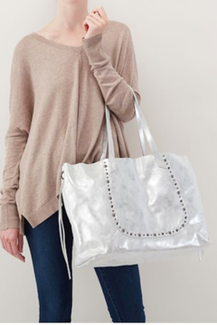 HOBO Bags Journey Metallic Tote - Product List Image