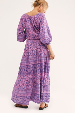 Spell and the Gypsy Journey midi Skirt mulberry - Alternate List Image