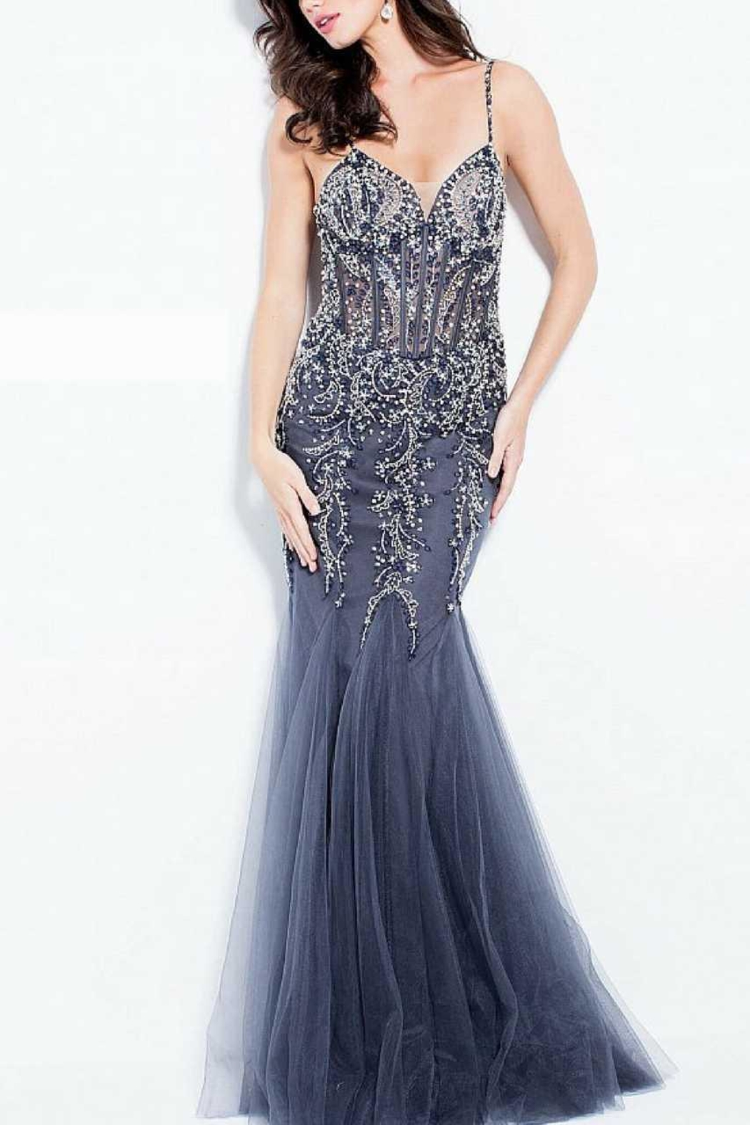 Jovani Gown Barbra from Toronto by NakedBodyz — Shoptiques