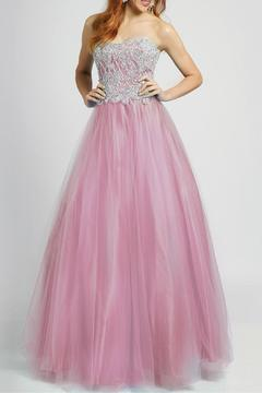 Shoptiques Product: Strapless Ball Gown