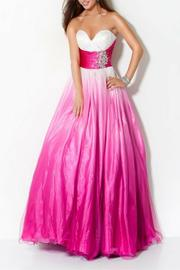Jovani Strapless Ball Gown - Product Mini Image