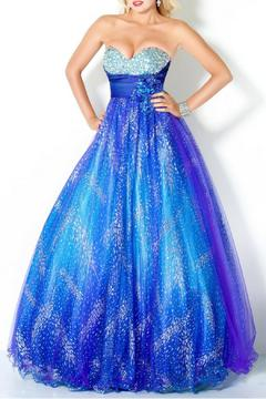 Shoptiques Product: Glitter Ball Gown