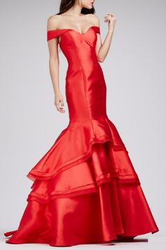 Shoptiques Product: Red Prom Dress