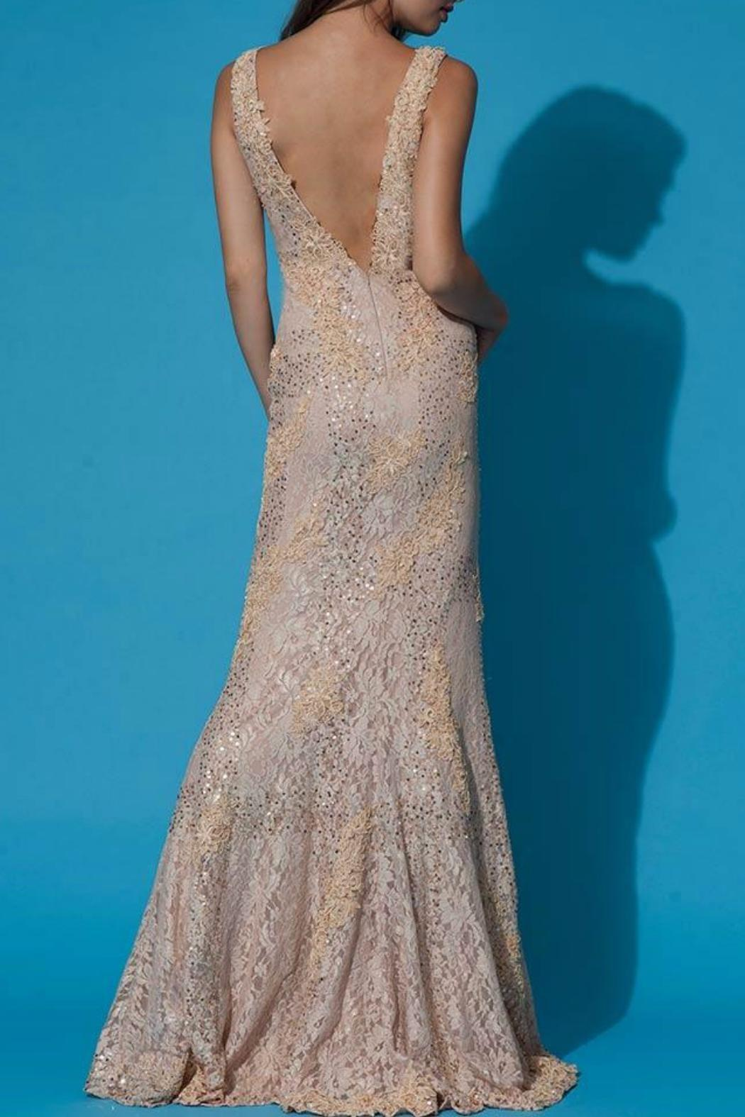 Jovani PROM Sleeveless Lace Dress from New York City by Effie\'s ...