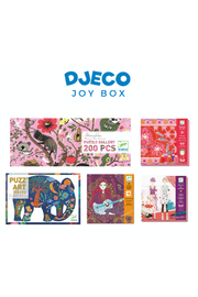 Djeco  Joy Box 10+ - Product Mini Image