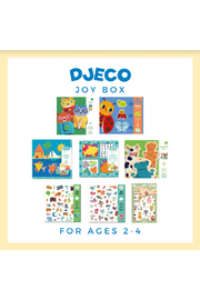 Djeco  Joy Box Bundle 2-4 Years - Product Mini Image