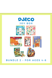 Djeco  Joy Box Bundle 4-6 Years - Product Mini Image