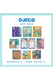 Djeco  Joy Box Bundle 7+ - Product Mini Image