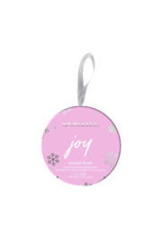 Spongelle JOY HOLIDAY ORNAMENT (BODY BUTTER) - Product Mini Image