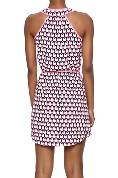 Joy Joy Printed Tie-Waist Dress - Alternate List Image