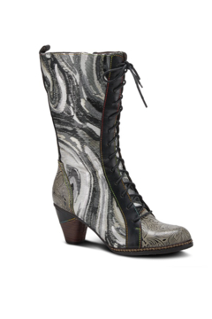 Shoptiques Product: JOY PRINT BOOTS