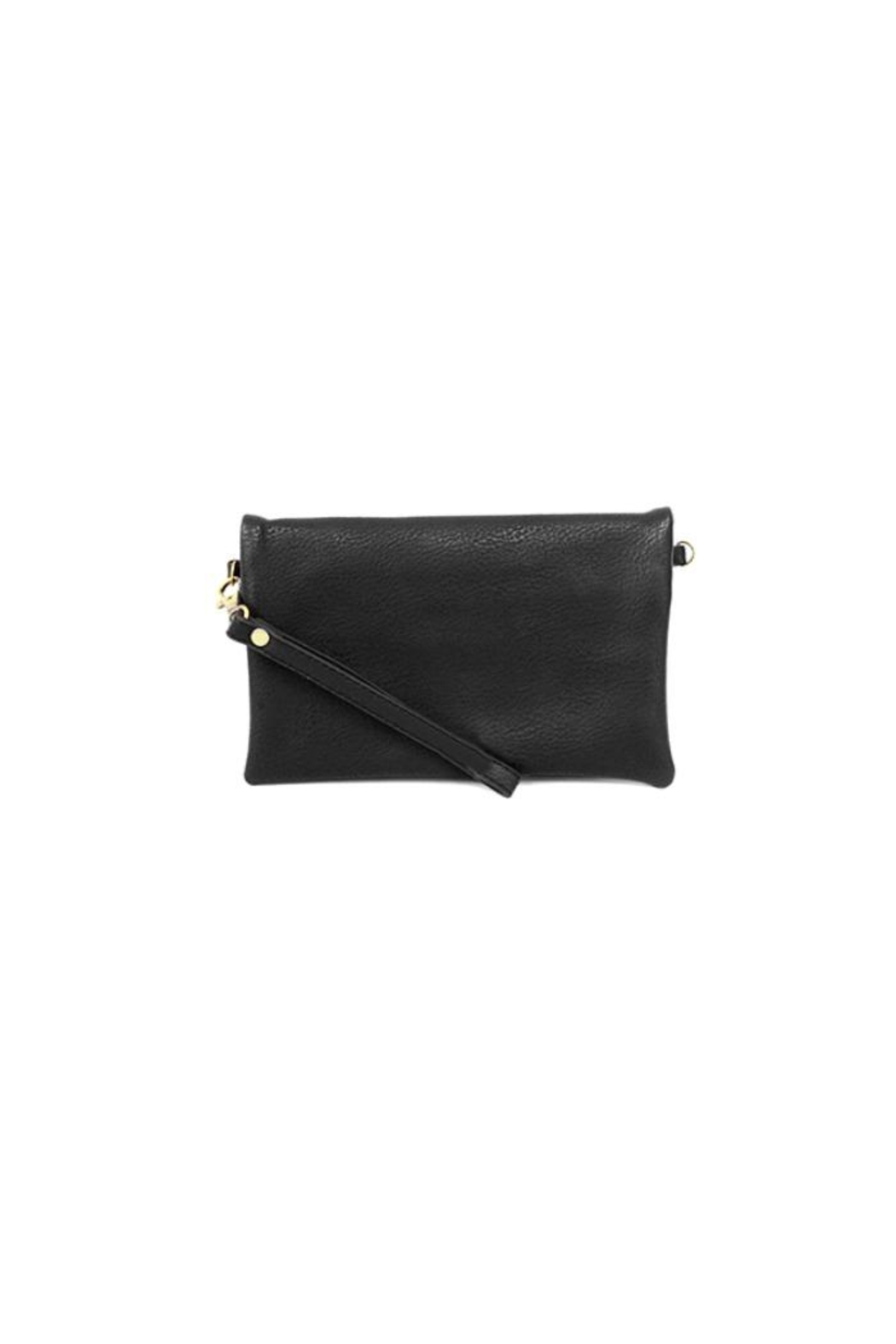 Joy Accessories Black Kate Crossbody Bag - Main Image