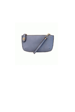 Shoptiques Product: Chambray Wristlet Clutch