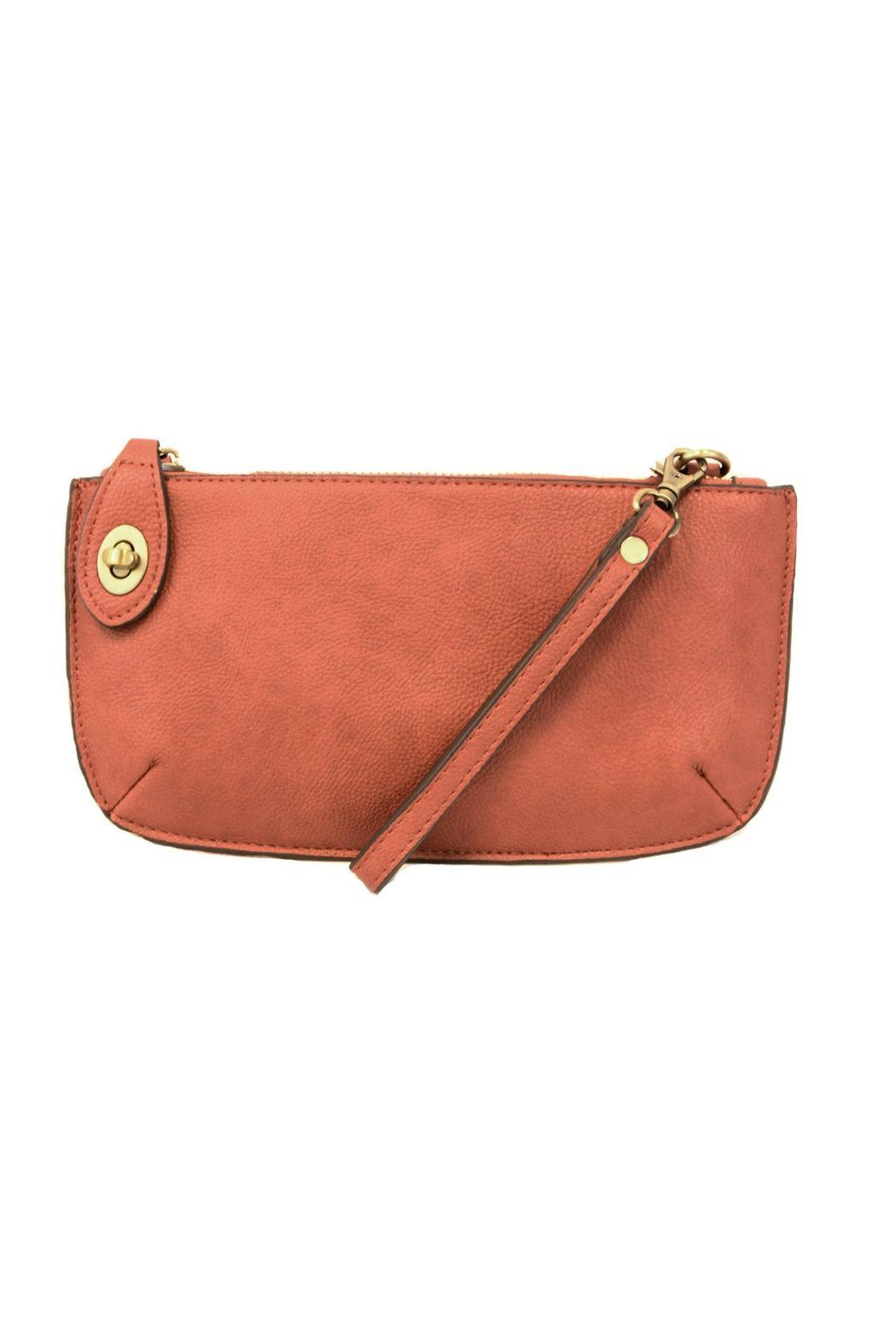 Joy Accessories Clutch Purse - Front Cropped Image