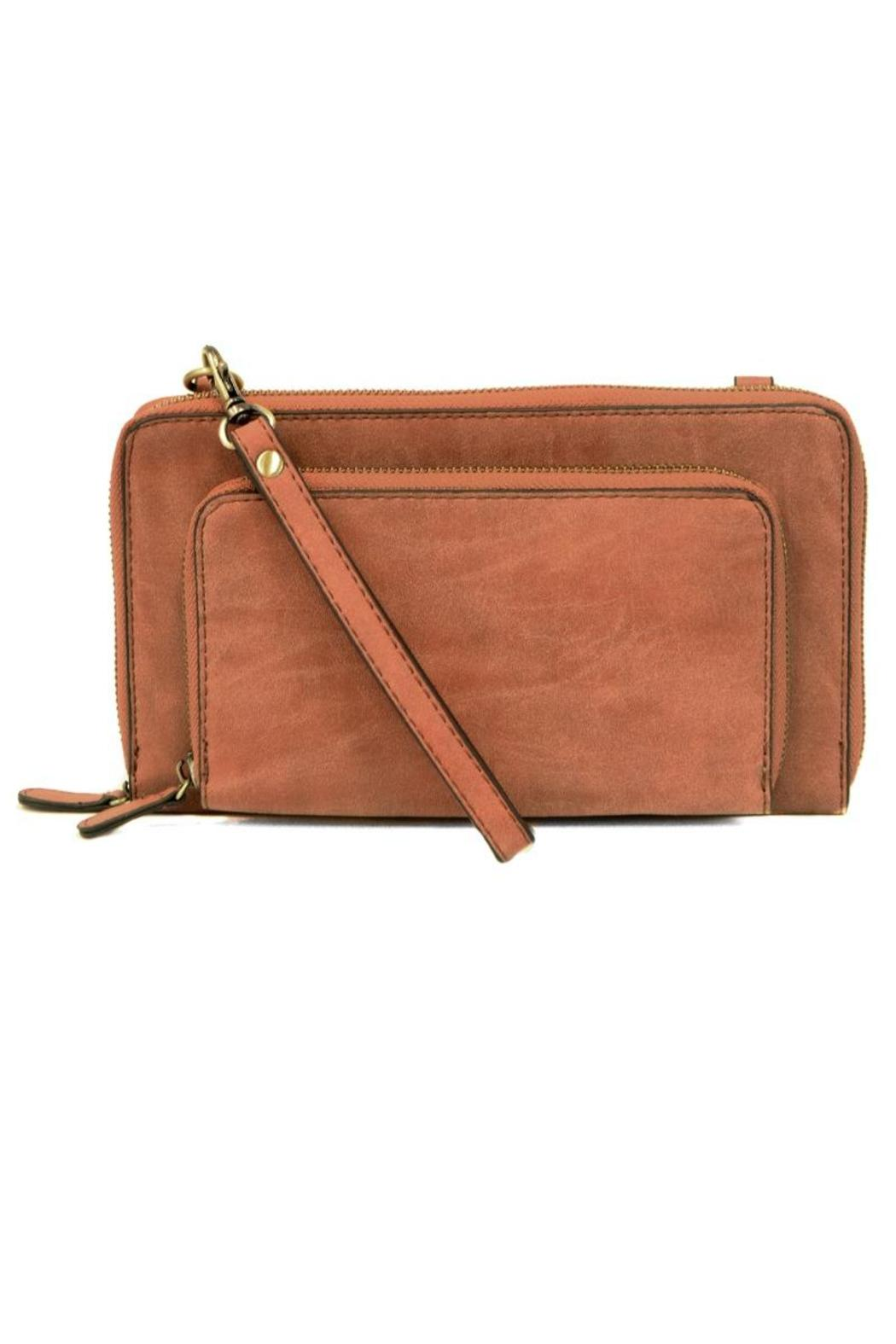 Joy Accessories Distressed Wristlet - Main Image