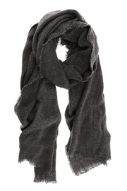 Joy Accessories Heathered Eyelash Scarf - Front cropped