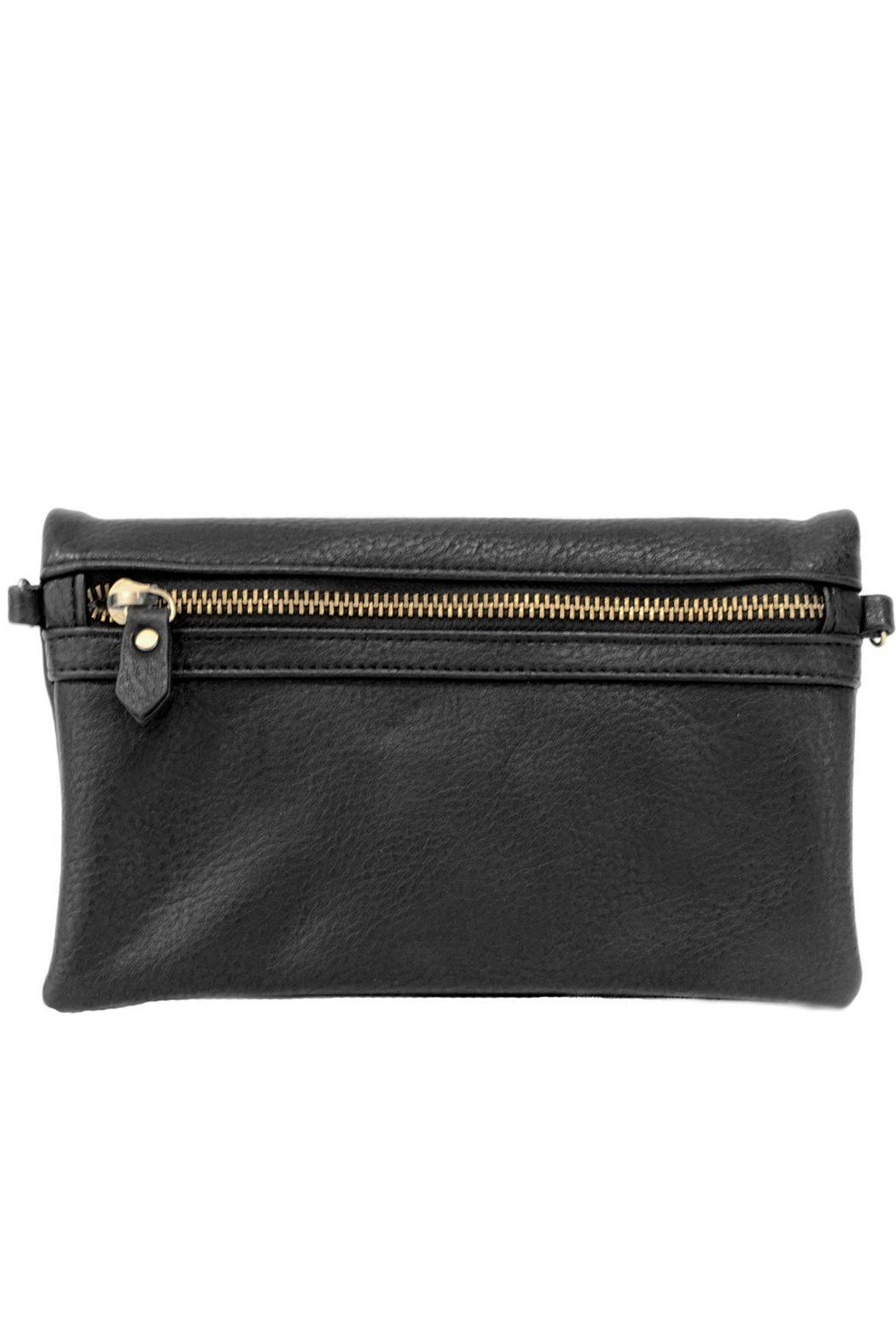 Joy Accessories Kate Crossbody Clutch - Side Cropped Image