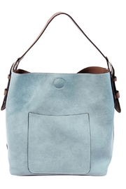 Joy Accessories Light Denim Hobo - Product Mini Image